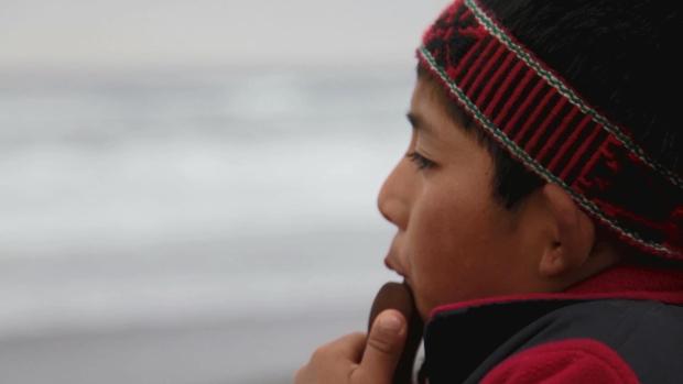 CNTV y Consejo de la Cultura lanzan serie televisiva protagonizada por niños y niñas mapuche de Wallmapu